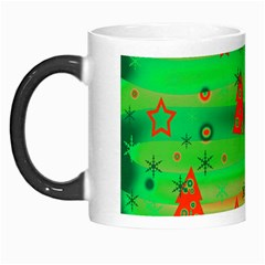 Xmas Magical Design Morph Mugs by Valentinaart
