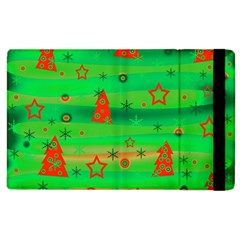 Xmas Magical Design Apple Ipad 3/4 Flip Case by Valentinaart