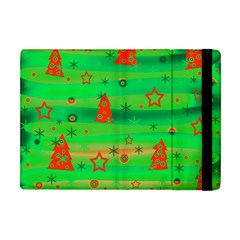 Xmas Magical Design Apple Ipad Mini Flip Case by Valentinaart
