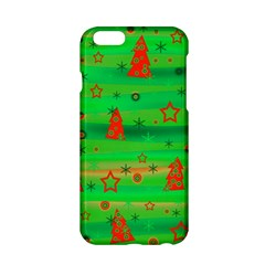 Xmas Magical Design Apple Iphone 6/6s Hardshell Case by Valentinaart