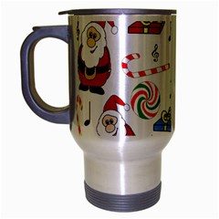 Xmas Song Travel Mug (silver Gray)