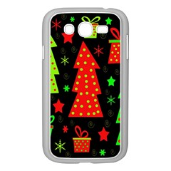 Merry Xmas Samsung Galaxy Grand Duos I9082 Case (white) by Valentinaart