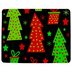 Merry Xmas Jigsaw Puzzle Photo Stand (rectangular) by Valentinaart