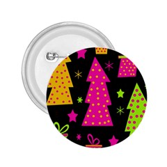 Colorful Xmas 2 25  Buttons