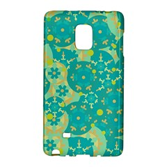 Cyan Design Galaxy Note Edge by Valentinaart