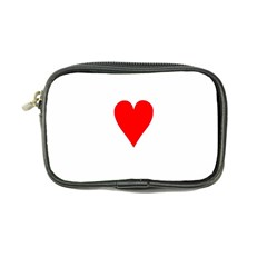 Cart Heart 03 Tre Cuori Coin Purse by AnjaniArt