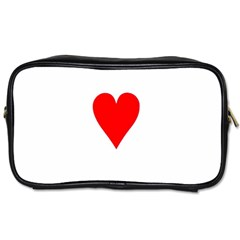 Cart Heart 03 Tre Cuori Toiletries Bags 2 Side by AnjaniArt