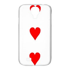 Cart Heart 03 Tre Cuori Samsung Galaxy S4 Classic Hardshell Case (pc+silicone) by AnjaniArt