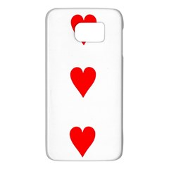 Cart Heart 03 Tre Cuori Galaxy S6 by AnjaniArt