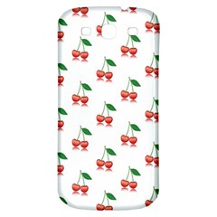 Cerry Fruite Red Samsung Galaxy S3 S Iii Classic Hardshell Back Case