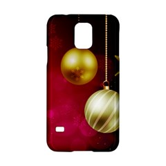 Lamp Star Merry Christmas Samsung Galaxy S5 Hardshell Case