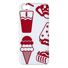 Mad Ice Ernies Tea Bred Apple Iphone 5 Premium Hardshell Case by AnjaniArt