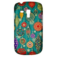Ornaments Homemade Christmas Ornament Crafts Samsung Galaxy S3 Mini I8190 Hardshell Case by AnjaniArt
