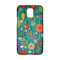 Ornaments Homemade Christmas Ornament Crafts Samsung Galaxy S5 Hardshell Case  by AnjaniArt