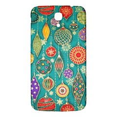 Ornaments Homemade Christmas Ornament Crafts Samsung Galaxy Mega I9200 Hardshell Back Case by AnjaniArt