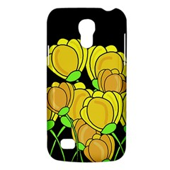 Yellow Tulips Galaxy S4 Mini by Valentinaart