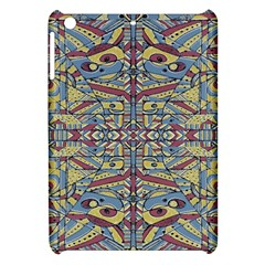 Multicolor Abstract Apple Ipad Mini Hardshell Case by dflcprintsclothing