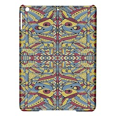 Multicolor Abstract Ipad Air Hardshell Cases by dflcprintsclothing
