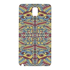 Multicolor Abstract Samsung Galaxy Note 3 N9005 Hardshell Back Case