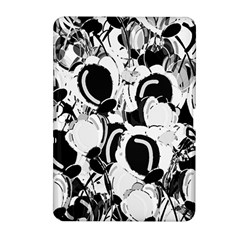 Black And White Garden Samsung Galaxy Tab 2 (10 1 ) P5100 Hardshell Case