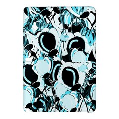 Blue Abstract  Garden Samsung Galaxy Tab Pro 10 1 Hardshell Case by Valentinaart