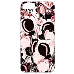 Pink Abstract Garden Apple Iphone 5 Classic Hardshell Case
