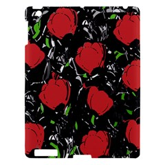 Red Roses Apple Ipad 3/4 Hardshell Case
