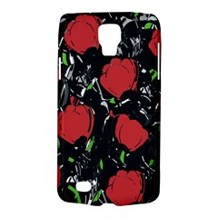 Red Roses Galaxy S4 Active by Valentinaart
