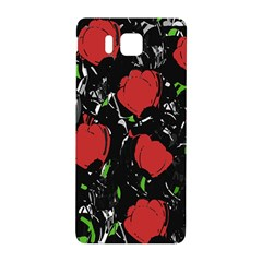Red Roses Samsung Galaxy Alpha Hardshell Back Case