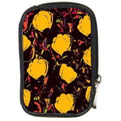 Yellow Roses  Compact Camera Cases by Valentinaart