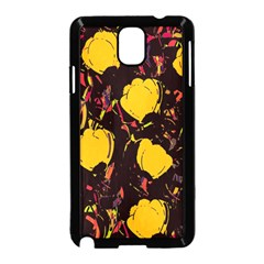 Yellow Roses  Samsung Galaxy Note 3 Neo Hardshell Case (black)