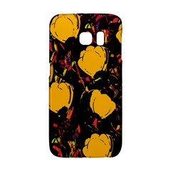 Yellow Roses  Galaxy S6 Edge by Valentinaart