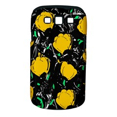 Yellow Roses 2 Samsung Galaxy S Iii Classic Hardshell Case (pc+silicone) by Valentinaart