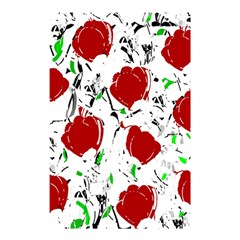 Red Roses 2 Shower Curtain 48  X 72  (small)  by Valentinaart