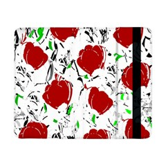 Red Roses 2 Samsung Galaxy Tab Pro 8 4  Flip Case by Valentinaart