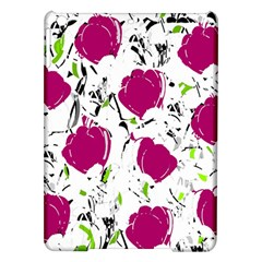Magenta Roses Ipad Air Hardshell Cases by Valentinaart