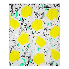 Yellow Roses 2 Shower Curtain 60  X 72  (medium)  by Valentinaart