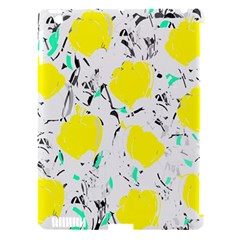 Yellow Roses 2 Apple Ipad 3/4 Hardshell Case (compatible With Smart Cover) by Valentinaart