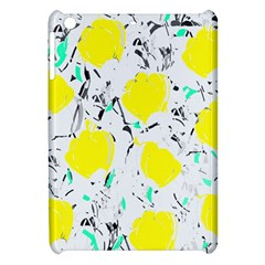 Yellow Roses 2 Apple Ipad Mini Hardshell Case by Valentinaart