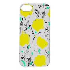 Yellow Roses 2 Apple Iphone 5s/ Se Hardshell Case by Valentinaart