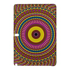 Ornament Mandala Samsung Galaxy Tab Pro 10 1 Hardshell Case by designworld65