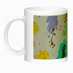 Spots                                                                                                       Night Luminous Mug