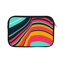 Bent Waves                                                                                                       			apple Ipad Mini Zipper Case by LalyLauraFLM