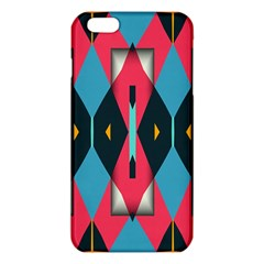 Triangles Stripes And Other Shapes                                                                                                        			iphone 6 Plus/6s Plus Tpu Case by LalyLauraFLM