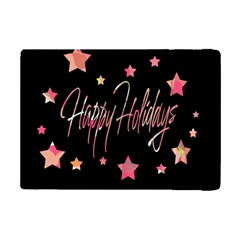 Happy Holidays 3 Ipad Mini 2 Flip Cases by Valentinaart