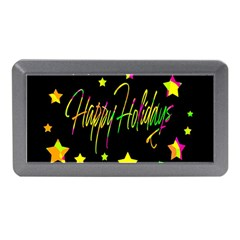 Happy Holidays 4 Memory Card Reader (mini) by Valentinaart