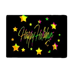 Happy Holidays 4 Ipad Mini 2 Flip Cases by Valentinaart