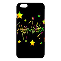 Happy Holidays 4 Iphone 6 Plus/6s Plus Tpu Case by Valentinaart