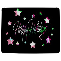Happy Holidays 5 Jigsaw Puzzle Photo Stand (rectangular) by Valentinaart