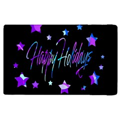 Happy Holidays 6 Apple Ipad 2 Flip Case by Valentinaart